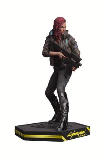 Female V (Cyberpunk 2077) PVC-Statue 22cm Dark Horse