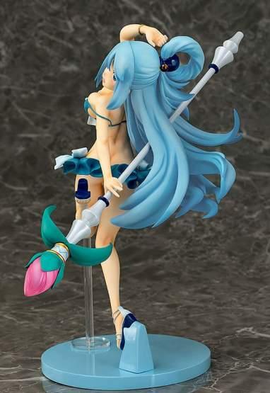 Goddess of Water Aqua (Kono Subarashii Sekai ni Shukufuku o! 2) PVC-Statue 1/7 22cm Phat