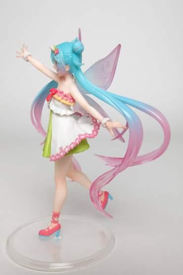 Hatsune Miku 3rd Season Spring Version Game Prize (Vocaloid) PVC-Statue 18cm Taito Prize
