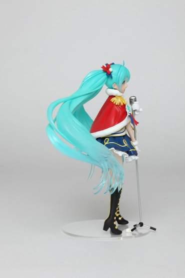 Hatsune Miku Winter Liver Version Renewal (Vocaloid) PVC-Statue 18cm Taito Prize