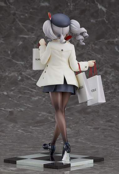 Kashima Shopping Mode (Kantai Collection) PVC-Statue 1/8 24cm Good Smile Company