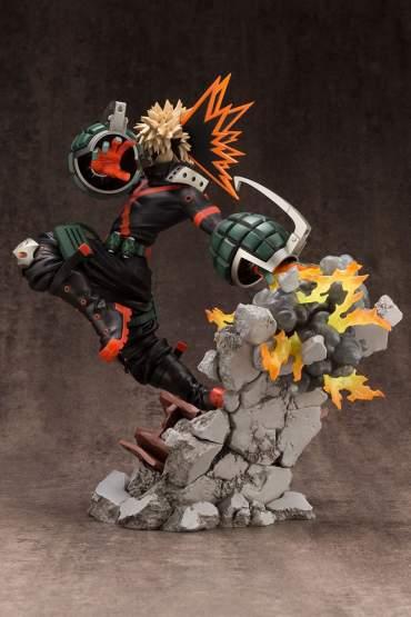 Katuski Bakugo Version 2 Bonus Edition (My Hero Academia) ARTFXJ PVC-Statue 1/8 26cm Kotobukiya