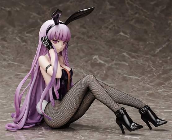 Kyoko Kirigiri Bunny Version (Danganronpa Trigger Happy Havoc) PVC-Statue 1/4 23cm FREEing
