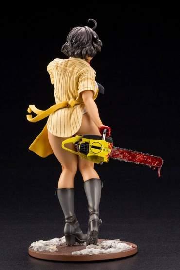 Leatherface Bishoujo (Texas Chainsaw Massacre) PVC-Statue 1/7 22cm Kotobukiya