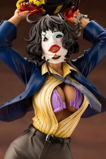 Leatherface Chainsaw Dance Bishoujo (Texas Chainsaw Massacre) PVC-Statue 1/7 25cm Kotobukiya