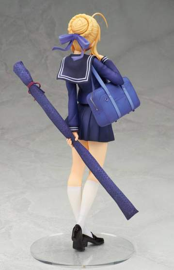 Master Altria (Fate/Stay Night) PVC-Statue 1/7 22cm Alter