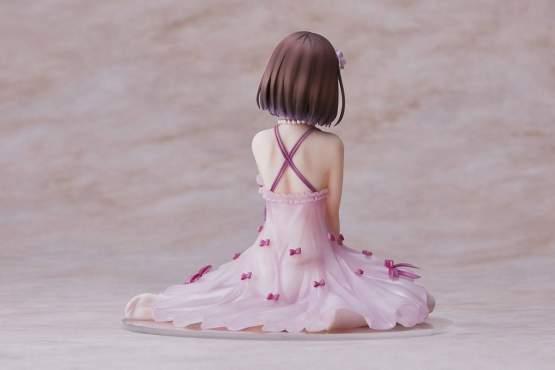 Megumi Kato Lingerie Version (Saekano: How to Raise a Boring Girlfriend) PVC-Statue 1/7 14cm Aniplex