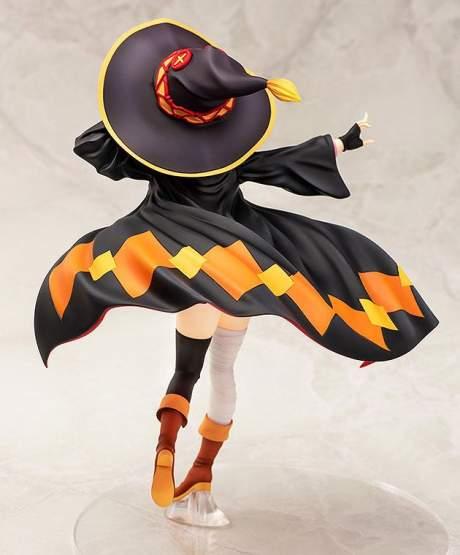 Megumin School Uniform Version (Kono Subarashii Sekai ni Shukufuku o!) PVC-Statue 1/7 24cm Chara-Ani
