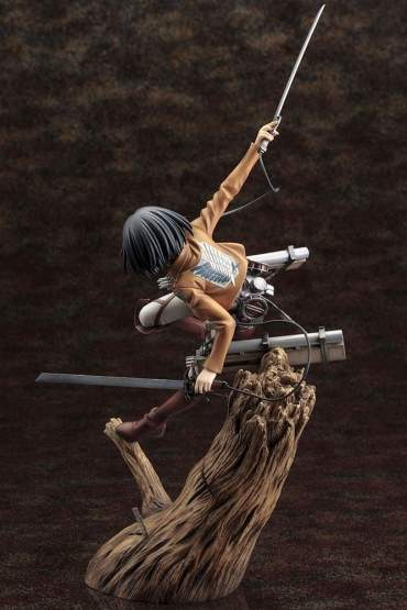 Mikasa Ackerman Renewal Package Version (Attack on Titan) ARTFXJ PVC-Statue 1/8 26cm Kotobukiya