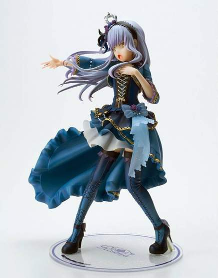 Minato Yukina from Roselia (BanG Dream! Girls Band Party!) PVC-Statue 1/7 22cm Bushiroad