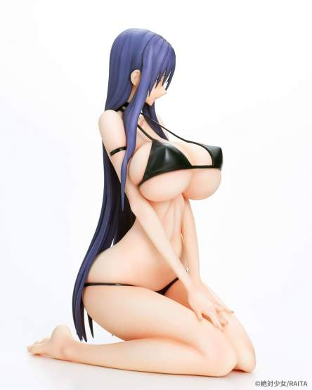 Misanee Black Bikini Version (Magical Girl Mahou Shoujo) PVC-Statue 1/7 17cm BEAT