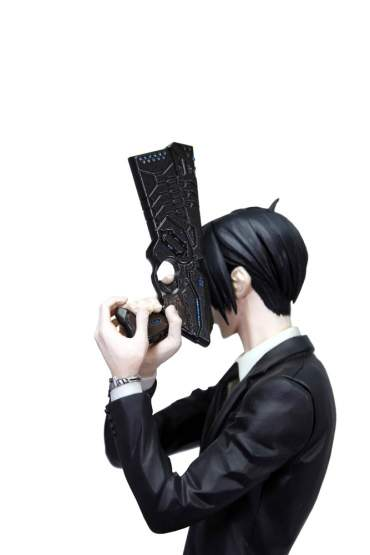 Nobuchika Ginoza Original Version (Psycho-Pass) Hdge Technical PVC-Statue 1/6 25cm Union Creative
