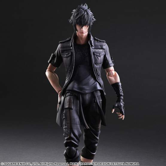 Noctis (Final Fantasy 15) Play Arts Kai Actionfigur 27cm Square Enix -NEUAUFLAGE-