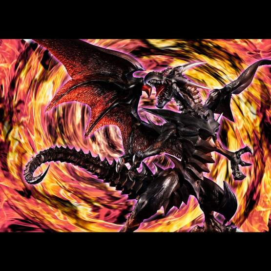 Red-eyes Black Dragon (Yu-Gi-Oh! Duel Monsters) Art Works Monsters PVC-Statue 32cm Megahouse