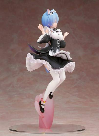 Rem Cat Ear Version (Re:ZERO Starting Life in Another World) PVC-Statue 24cm Megahouse