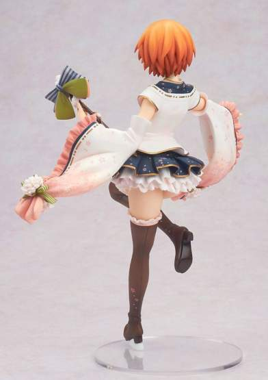 Rin Hoshizora March Version (Love Live! School Idol Festival) PVC-Statue 1/7 22cm Alter