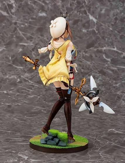 Ryza Reisalin Stout (Atelier Ryza: Ever Darkness & the Secret Hideout) PVC-Statue 1/7 24cm Wonderful Works
