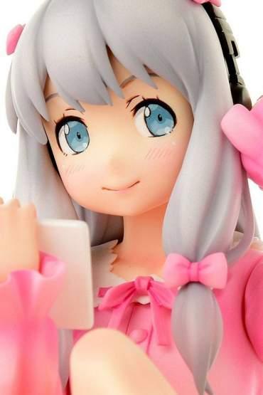 Sagiri Izumi Smile with my Eyes Imouto To Akazu No Ma Frontispiece (Eromanga Sensei) PVC-Statue 1/6 14cm Orca Toys