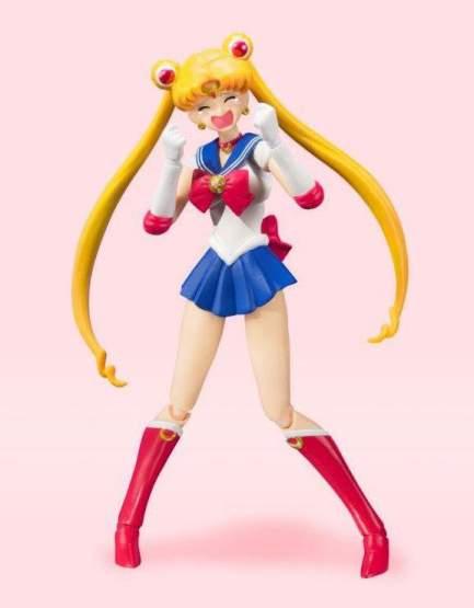 Sailor Moon Animation Color Edition (Sailor Moon) S.H. Figuarts-Actionfigur 14cm Bandai Tamashii Nations