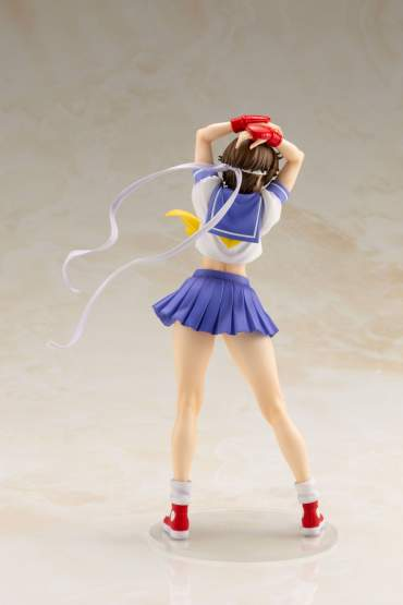 Sakura Round 2 Bishoujo (Street Fighter) PVC-Statue 1/7 22cm Kotobukiya