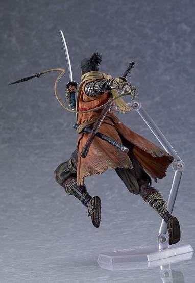 Sekiro (Sekiro: Shadows Die Twice) Figma 483 Actionfigur 16cm Max Factory