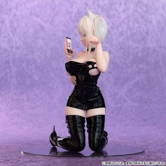 Selfie Cat Ear Girl (Original Character) Acrylglas & PU Statue 1/6 20cm Fots Japan