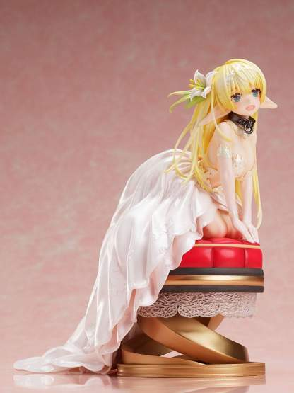 Shera L. Greenwood Wedding Dress (How Not to Summon A Demon Lord Omega) PVC-Statue 1/7 21cm FuRyu