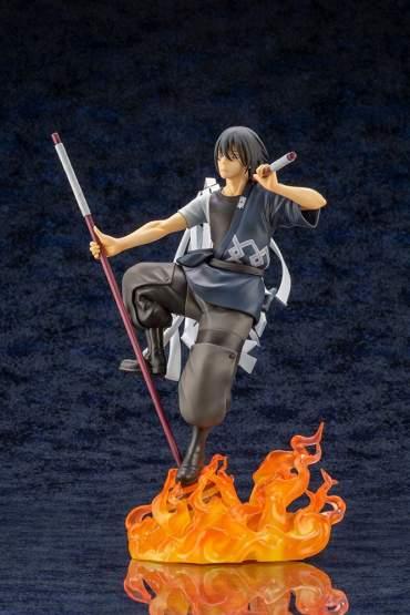 Shinmon Benimaru Bonus Edition (Fire Force) ARTFXJ PVC-Statue 1/8 27cm Kotobukiya