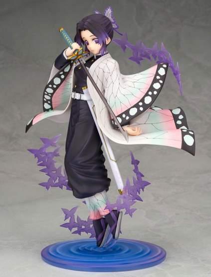 Shinobu Kocho (Demon Slayer Kimetsu no Yaiba) PVC-Statue 1/8 22cm Alter