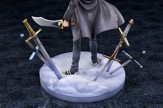 Shirou Emiya (Fate/kaleid liner Prisma Illya Movie: Sekka no Chikai) PVC-Statue 1/7 27cm Amakuni