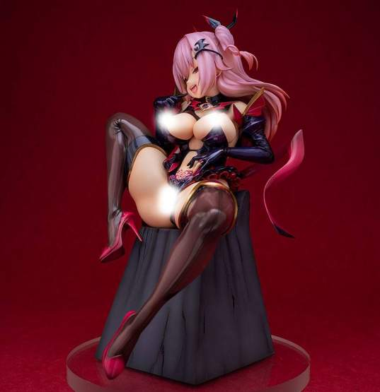 Succumarelip Aise Tenshi Love Mary Evil Conception (Comic Unreal) PVC-Statue 1/6 21cm Progress
