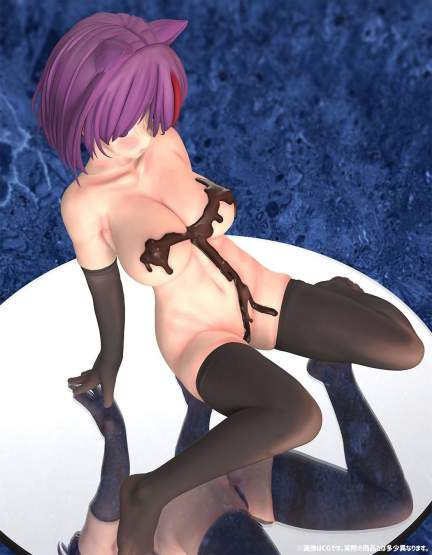 Suehiro Big Breast Version (Original Character) PMMA (PVC-L)-Statue 1/5 14cm Insight