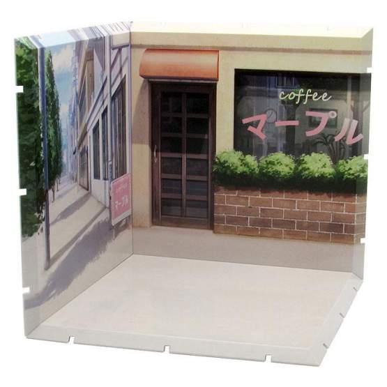 Town Street Dioramansion 150 Zubehör-Set für Nendoroid und Figma Actionfiguren von PLM