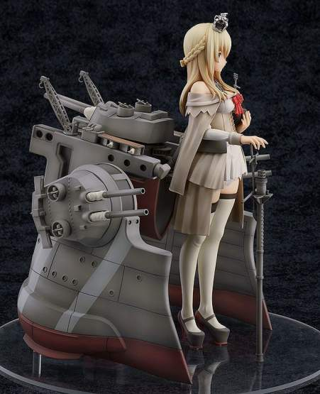 Warspite Wonderful Hobby Selection (Kantai Collection) PVC-Statue 1/8 24cm Good Smile Company