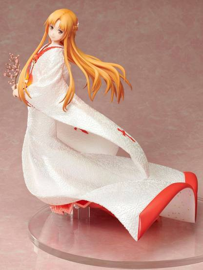 Asuna Shiromuku (Sword Art Online Alicization) PVC-Statue 1/7 23cm FuRyu