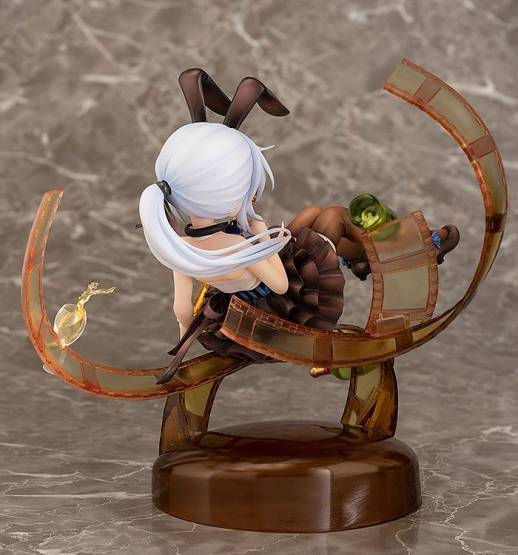 Chino Jazz Style (Is the Order a Rabbit?) PVC-Statue 1/8 16cm Aqua Marine