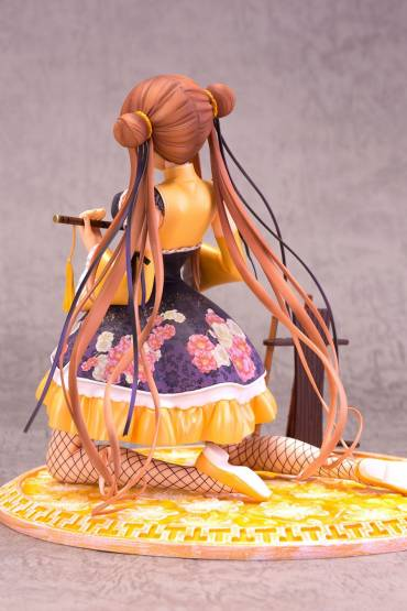 Chun-Mei Another Color Version (T2 Art Girls) STP PVC-Statue 1/6 18cm Skytube/Alphamax