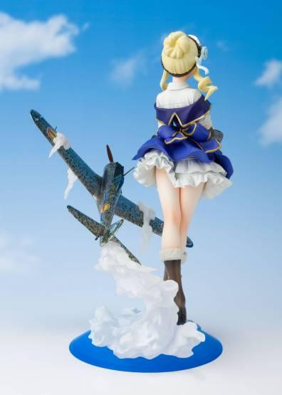 Enma (The Kotobuki Squadron in The Wilderness) FiguartsZERO PVC-Statue 18cm Bandai Tamashii Nations