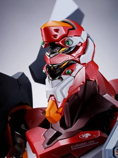 EVA-02 Production Model (Neon Genesis Evangelion) Metal Build Diecast Actionfigur 22cm Bandai Tamashii Nations