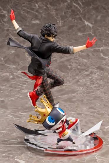 Hero & Morgana (Persona 5) ARTFXJ PVC-Statue 1/8 25cm Kotobukiya