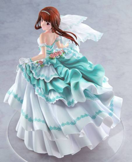 Kotoha Tanaka Hanatachi no Shukufuku Version (The Idolmaster Million Live!) PVC-Statue 1/8 22cm Kotobukiya