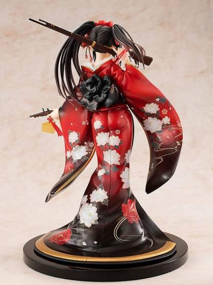 Kurumi Tokisaki Alluring Kimono Version (Date A Live) PVC-Statue 1/7 23cm Kadokawa