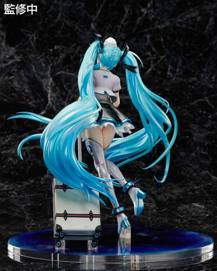 Miku Hatsune - Miku With You 2018 Version (Vocaloid) PVC-Statue 1/7 23cm FuRyu