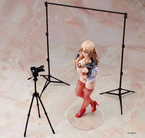 Natsumi (Saitom Original Character) PVC-Statue 1/7 24cm Native