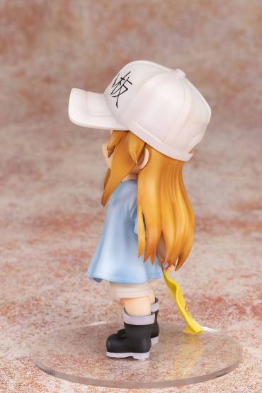 Platelet (Cells at Work!) Lulumecu PVC-Statue 1/7 13cm Pulchra