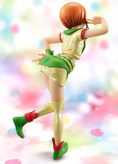 Puru (Mobile Suit Gundam ZZ) Excellent Model RAH DX G.A. NEO PVC-Statue 1/8 18cm Megahouse