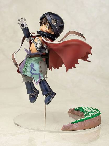 Reg (Made in Abyss) PVC-Statue 1/6 21cm Chara-Ani