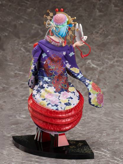 Rem Oiran Dochu (Re:ZERO Starting Life in Another World) PVC-Statue 1/7 25cm FuRyu