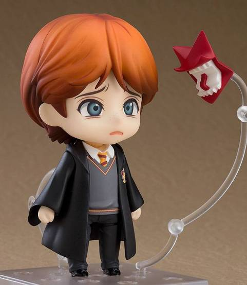 Ron Weasley heo Exclusive Version (Harry Potter) Nendoroid 1022 Actionfigur 10cm Good Smile Company