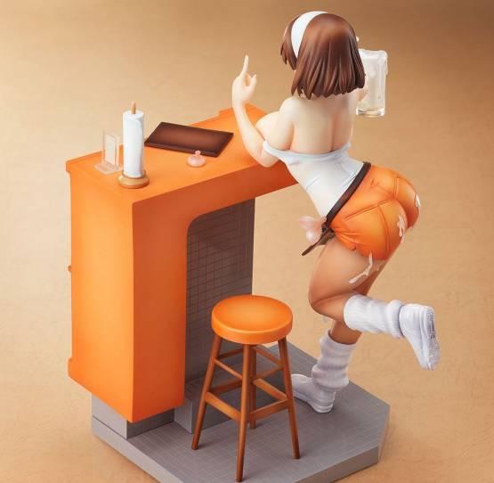 Rui Akasaka (Butcher U Original Character) PVC-Statue 1/7 24cm Native
